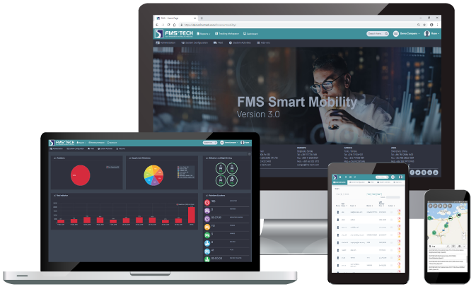 FMS Tech Smart Mobility Software Solutions