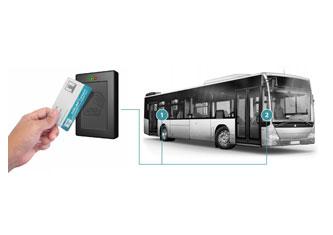 FMS Tech Fleet Management Hardware Product FMS PUBLIC BUS TRANSPORT