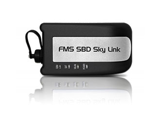 FMS Tech Fleet Management Hardware Product FMS SBD SKY LINK
