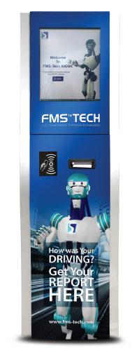 FMS DMS ROBOT Kiosk