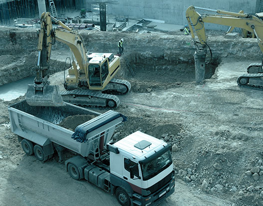 Construction Fleet Management Solutions
