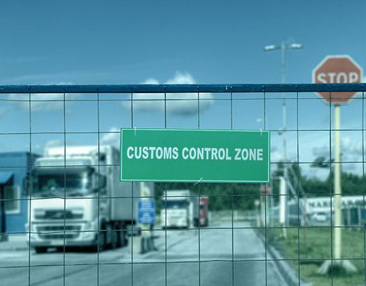 Security & Customs Fleet Management Solutions