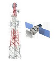 FMS Tech Hardware sent to mobile network or LEO Satellite