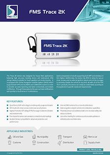 Download FMS Tech FMS Trace 2K Data Sheet