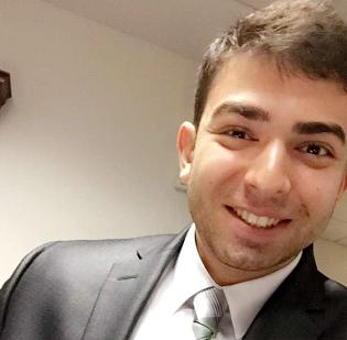 Mouffak Alkassar - Business Development Associate