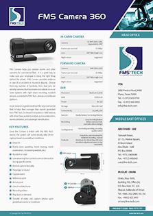 FMS Camera 360 Data Sheet