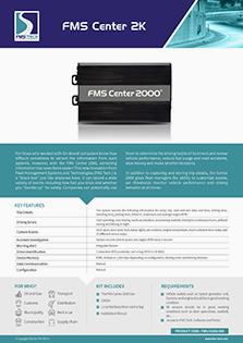 FMS Center 2K Data Sheet