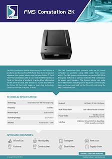 FMS Comstation 2K Data Sheet