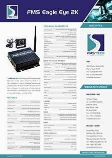 FMS Eagle Eye 2K Data Sheet