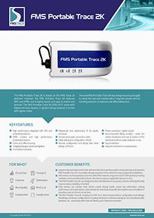 FMS Portable Trace 2K Data Sheet