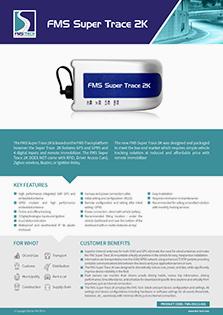 FMS Super Trace 2K Data Sheet