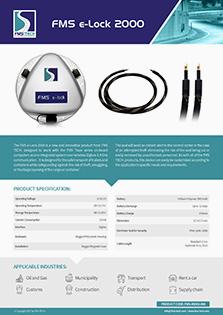 FMS e-Lock 2000 Data Sheet