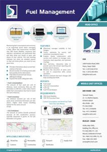 Fuel Management Data Sheet