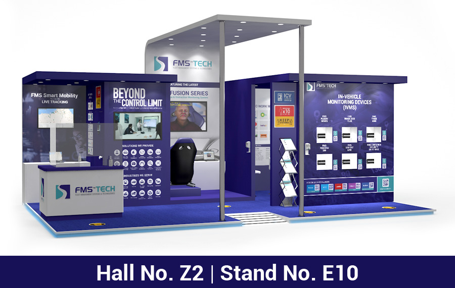 FMS Tech. GITEX 2020 Stand Z2-E10