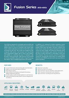 Fusion Series (100-400) Data Sheet